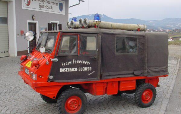KLF-A Haflinger