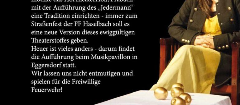 "HofTheaterHöf – ""Jedermann"""