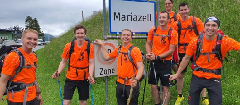 *** Fußwallfahrt nach Mariazell ***