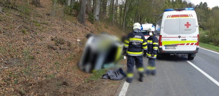 Einsatz T03V – Verkehrsunfall